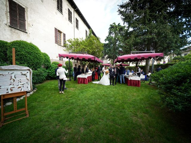 Il matrimonio di Giacomo e Raffaela a Cilavegna, Pavia 36