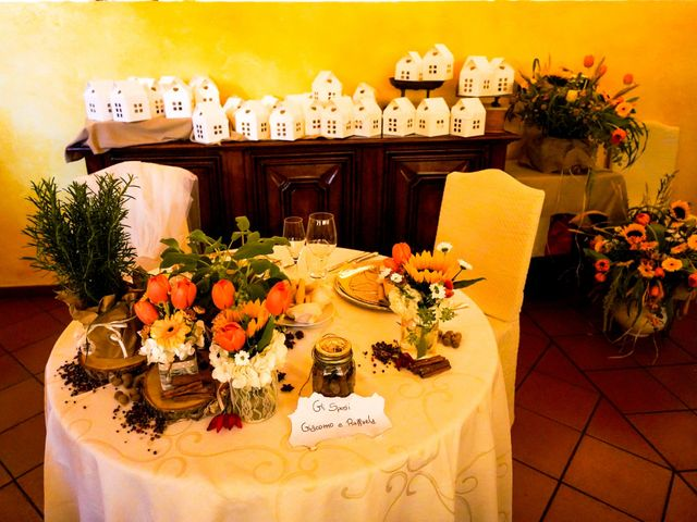 Il matrimonio di Giacomo e Raffaela a Cilavegna, Pavia 34