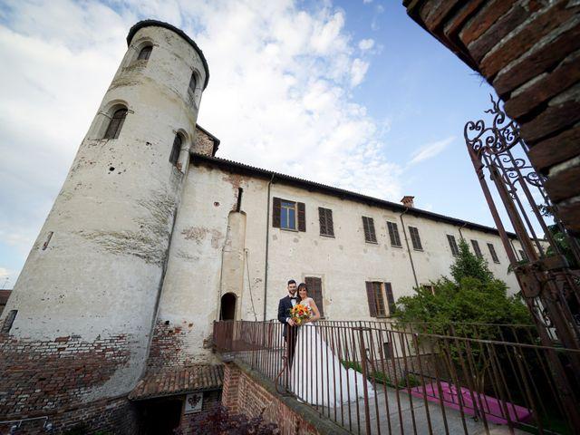 Il matrimonio di Giacomo e Raffaela a Cilavegna, Pavia 41