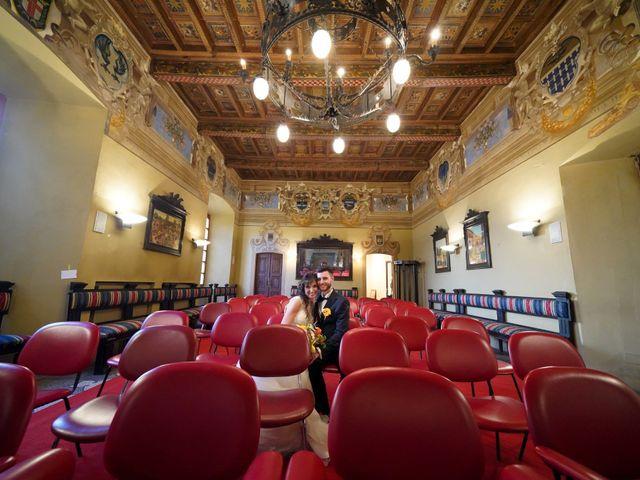 Il matrimonio di Giacomo e Raffaela a Cilavegna, Pavia 44