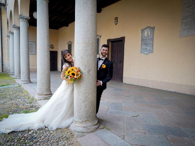 Il matrimonio di Giacomo e Raffaela a Cilavegna, Pavia 47