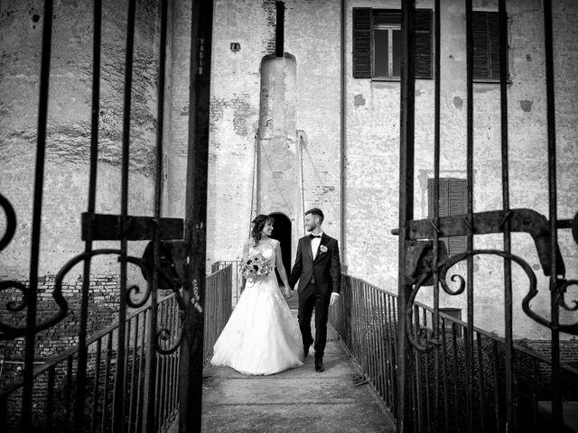 Il matrimonio di Giacomo e Raffaela a Cilavegna, Pavia 42