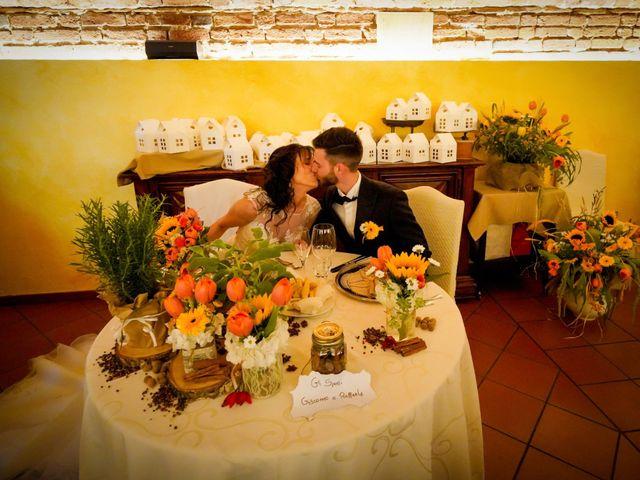 Il matrimonio di Giacomo e Raffaela a Cilavegna, Pavia 49