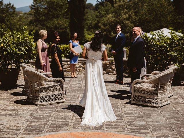 Il matrimonio di Ryan e Aneda a Firenze, Firenze 28
