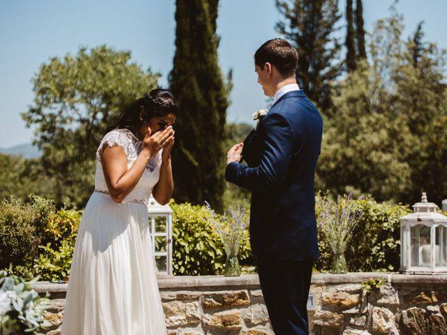 Il matrimonio di Ryan e Aneda a Firenze, Firenze 34
