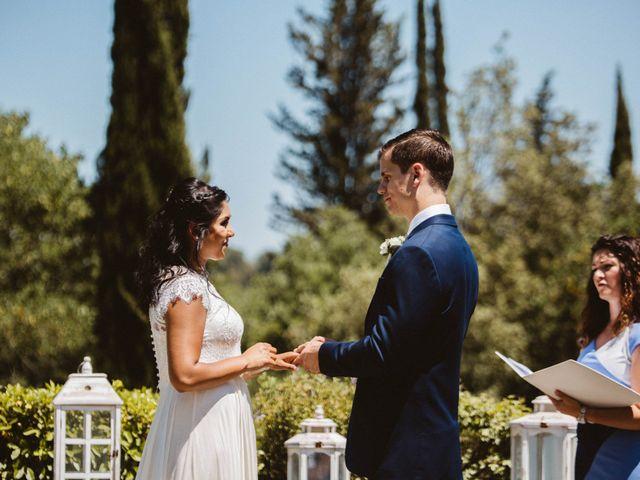 Il matrimonio di Ryan e Aneda a Firenze, Firenze 36