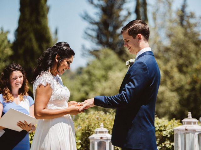 Il matrimonio di Ryan e Aneda a Firenze, Firenze 37