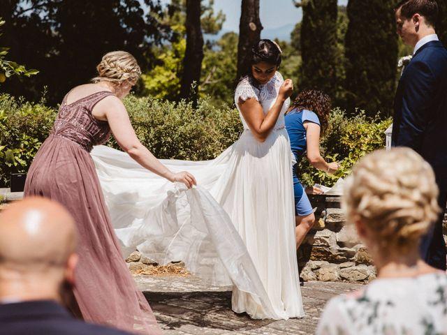 Il matrimonio di Ryan e Aneda a Firenze, Firenze 38