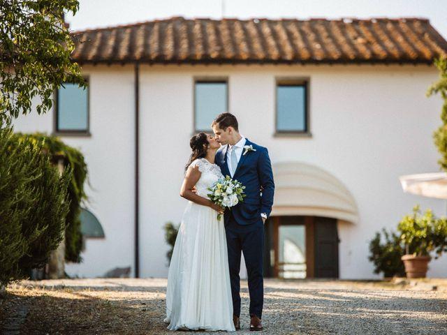 Il matrimonio di Ryan e Aneda a Firenze, Firenze 43