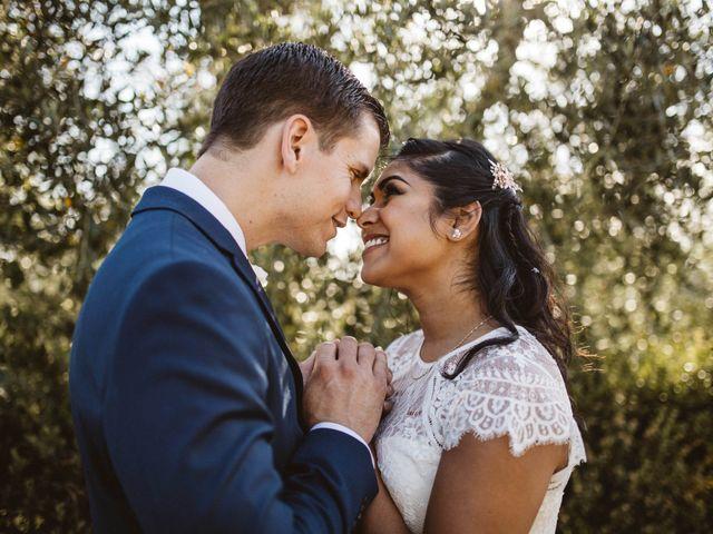 Il matrimonio di Ryan e Aneda a Firenze, Firenze 51