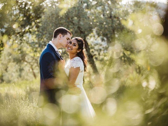 Il matrimonio di Ryan e Aneda a Firenze, Firenze 53