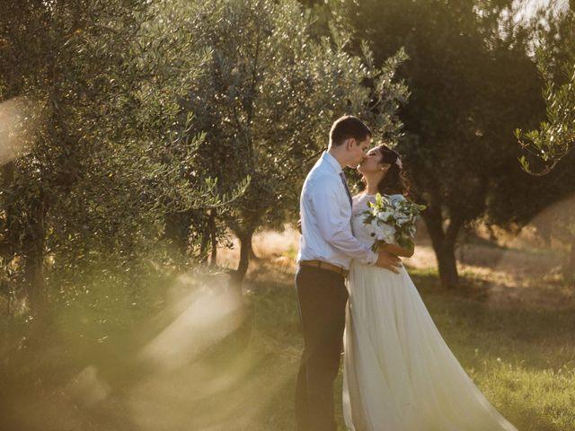 Il matrimonio di Ryan e Aneda a Firenze, Firenze 54