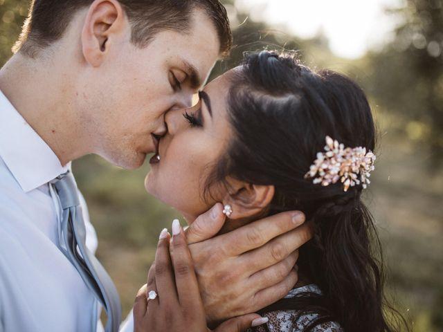 Il matrimonio di Ryan e Aneda a Firenze, Firenze 57