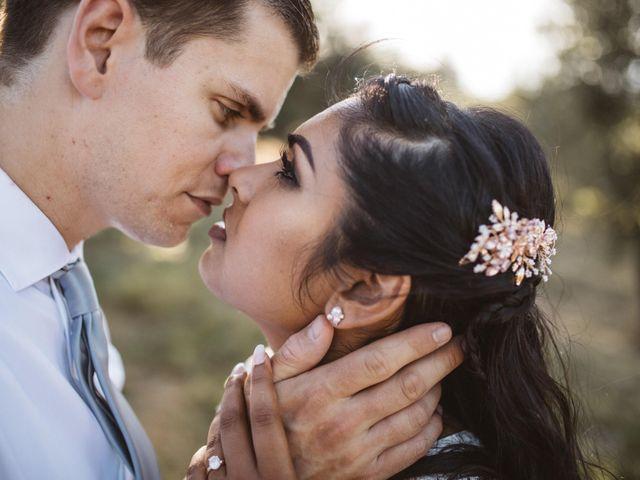 Il matrimonio di Ryan e Aneda a Firenze, Firenze 58