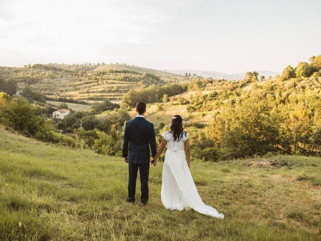 Il matrimonio di Ryan e Aneda a Firenze, Firenze 70