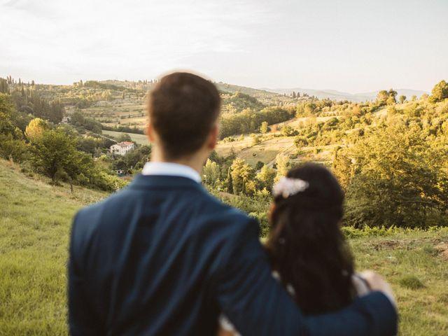 Il matrimonio di Ryan e Aneda a Firenze, Firenze 71
