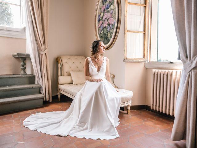 Il matrimonio di Julius e Isaure a Firenze, Firenze 26