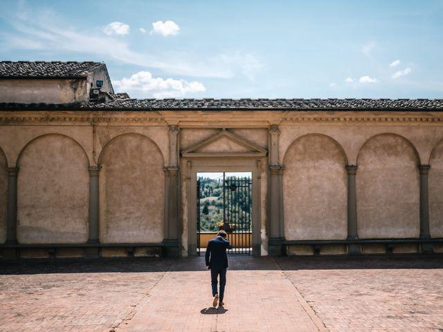 Il matrimonio di Julius e Isaure a Firenze, Firenze 27