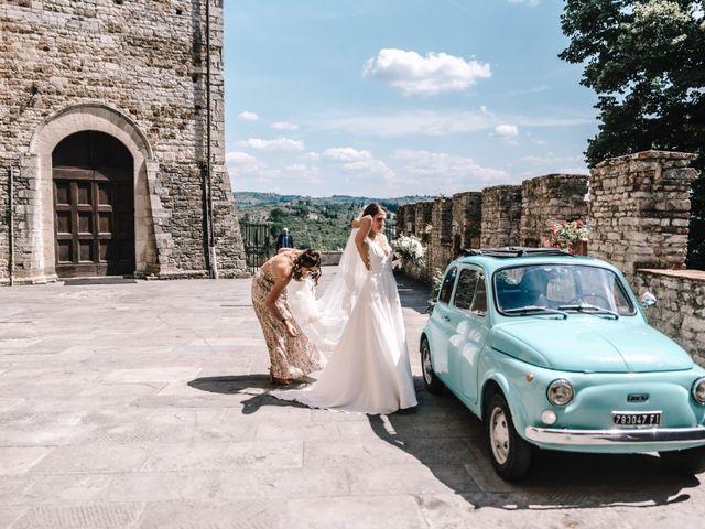 Il matrimonio di Julius e Isaure a Firenze, Firenze 33