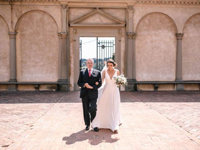 Il matrimonio di Julius e Isaure a Firenze, Firenze 36