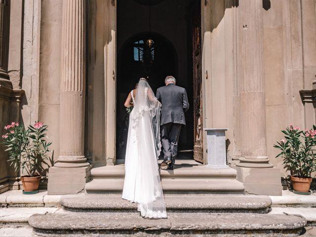 Il matrimonio di Julius e Isaure a Firenze, Firenze 37