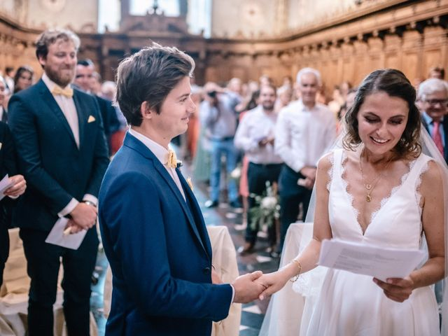 Il matrimonio di Julius e Isaure a Firenze, Firenze 41