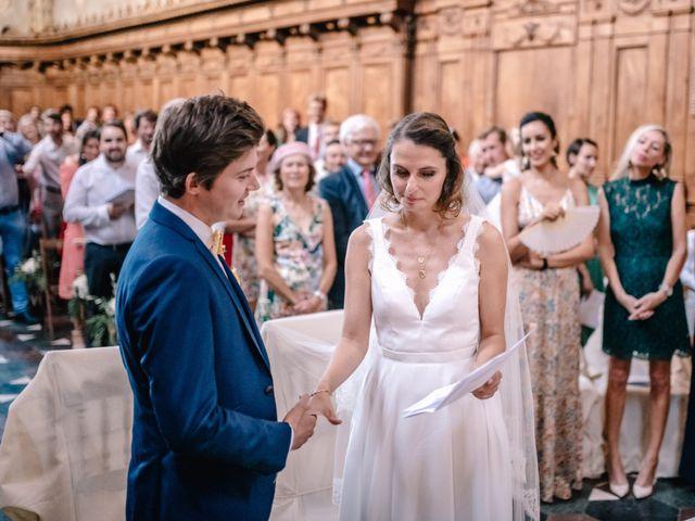 Il matrimonio di Julius e Isaure a Firenze, Firenze 43