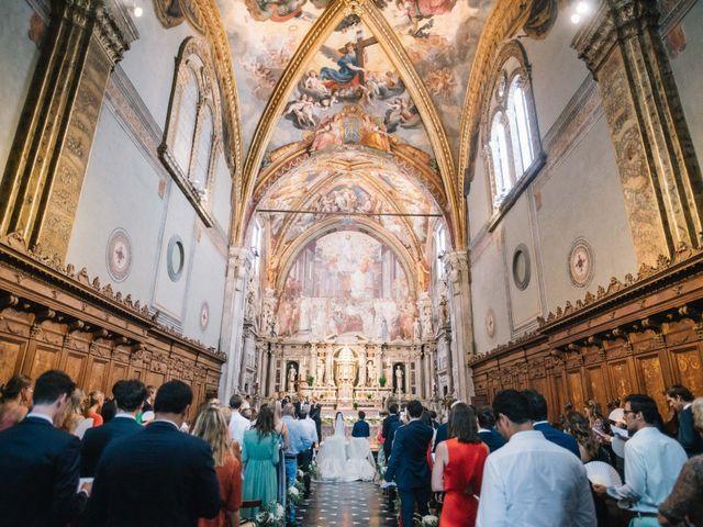 Il matrimonio di Julius e Isaure a Firenze, Firenze 44