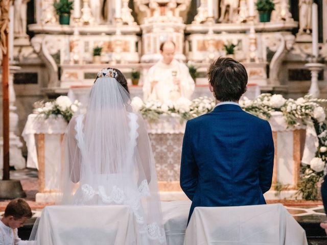 Il matrimonio di Julius e Isaure a Firenze, Firenze 45
