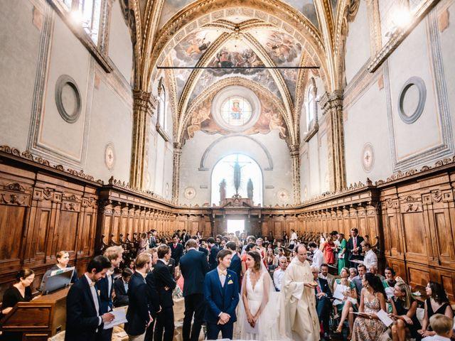 Il matrimonio di Julius e Isaure a Firenze, Firenze 46