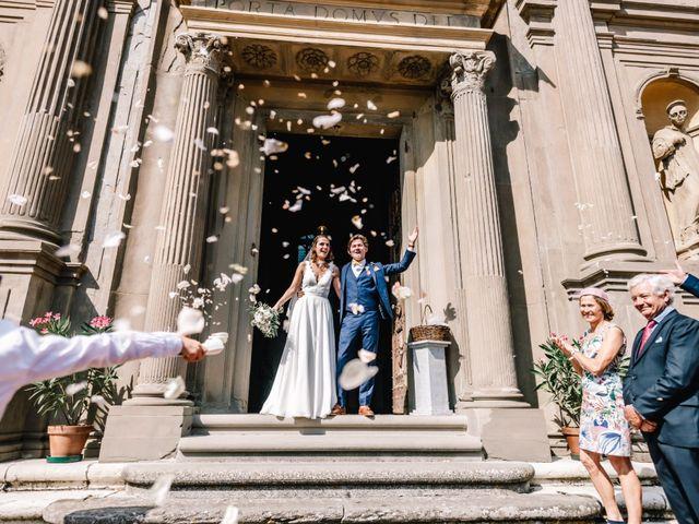 Il matrimonio di Julius e Isaure a Firenze, Firenze 47