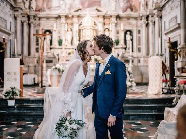 Il matrimonio di Julius e Isaure a Firenze, Firenze 48