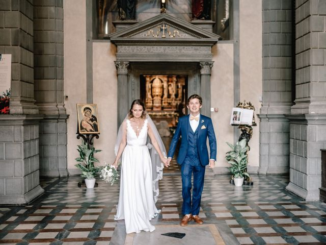 Il matrimonio di Julius e Isaure a Firenze, Firenze 49