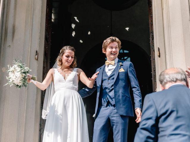 Il matrimonio di Julius e Isaure a Firenze, Firenze 50