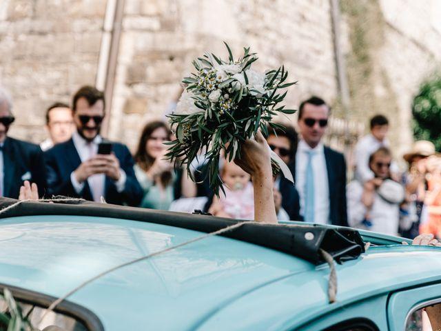 Il matrimonio di Julius e Isaure a Firenze, Firenze 56