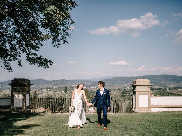 Il matrimonio di Julius e Isaure a Firenze, Firenze 65