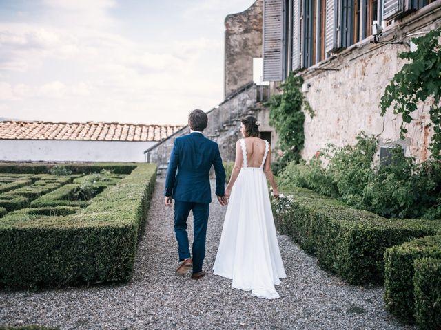 Il matrimonio di Julius e Isaure a Firenze, Firenze 67