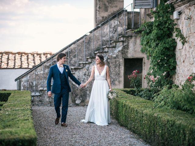 Il matrimonio di Julius e Isaure a Firenze, Firenze 68