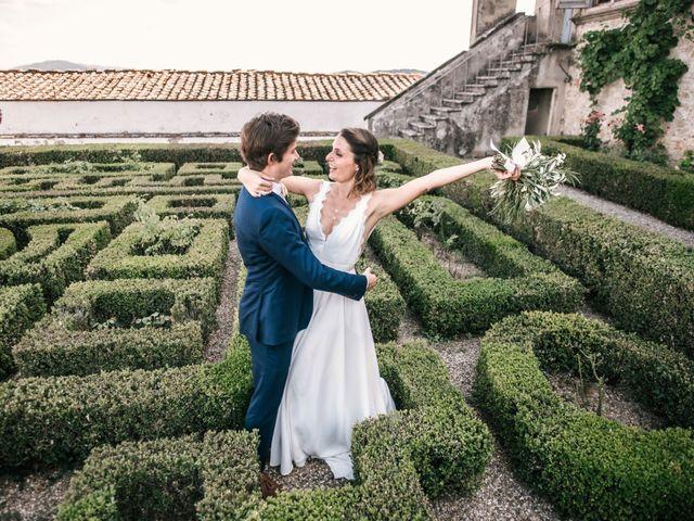 Il matrimonio di Julius e Isaure a Firenze, Firenze 69
