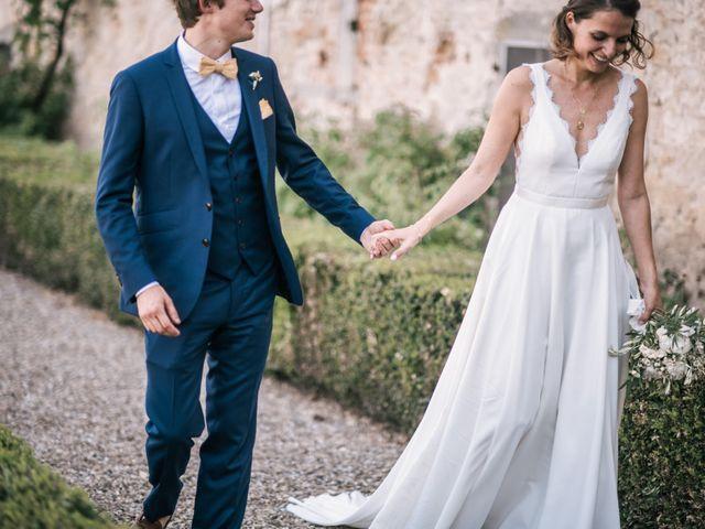 Il matrimonio di Julius e Isaure a Firenze, Firenze 70