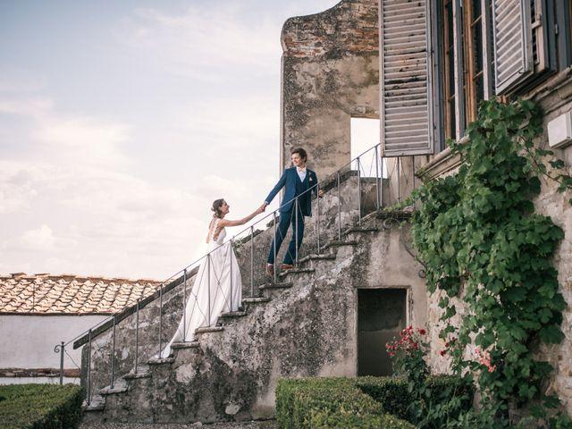 Il matrimonio di Julius e Isaure a Firenze, Firenze 71