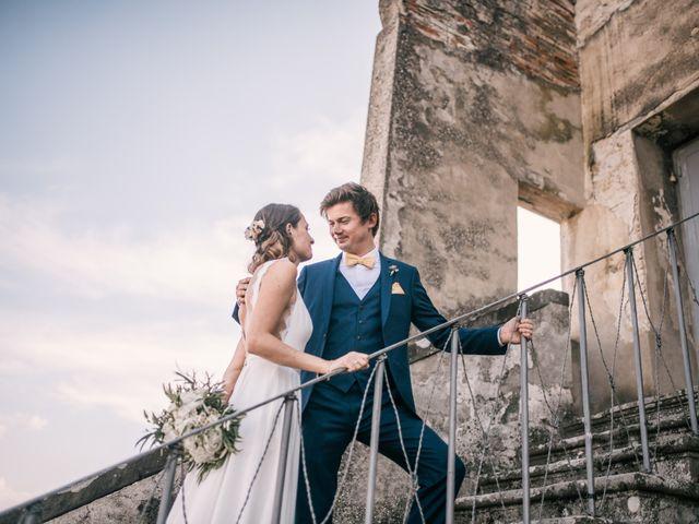 Il matrimonio di Julius e Isaure a Firenze, Firenze 72