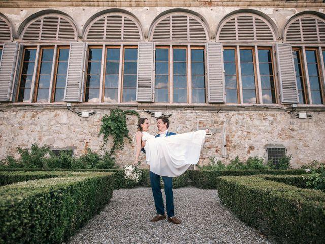 Il matrimonio di Julius e Isaure a Firenze, Firenze 73