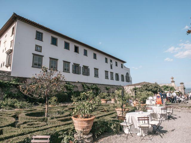 Il matrimonio di Julius e Isaure a Firenze, Firenze 74