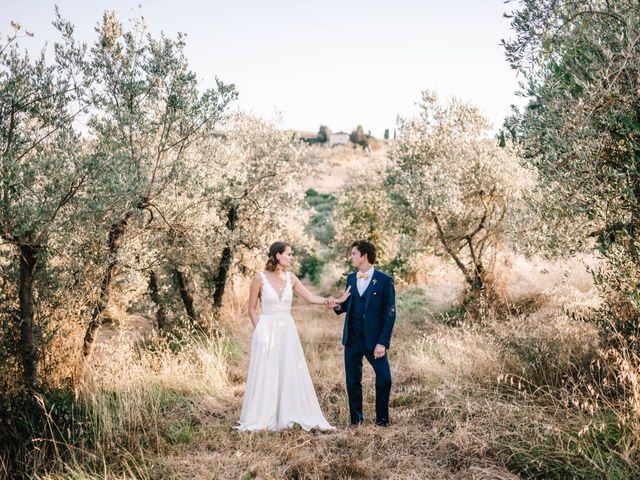 Il matrimonio di Julius e Isaure a Firenze, Firenze 77