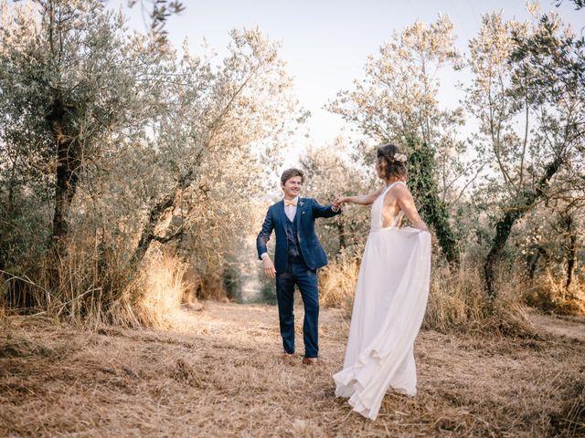 Il matrimonio di Julius e Isaure a Firenze, Firenze 79