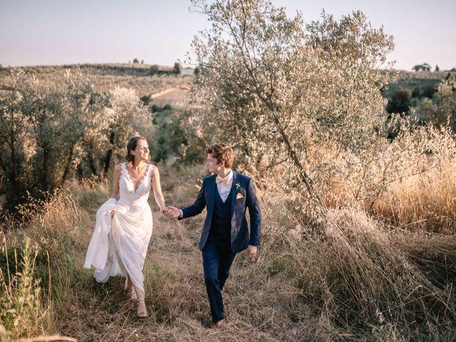 Il matrimonio di Julius e Isaure a Firenze, Firenze 80