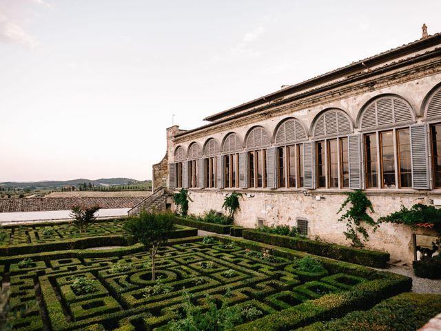 Il matrimonio di Julius e Isaure a Firenze, Firenze 91