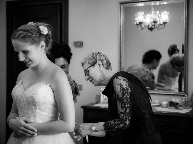 Il matrimonio di Alessandro e Ilaria a Cordignano, Treviso 14