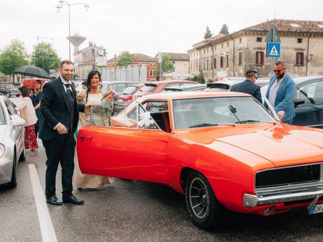 Il matrimonio di Alessandro e Ilaria a Cordignano, Treviso 22